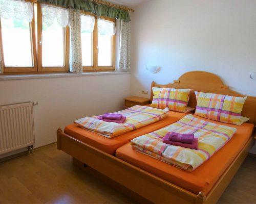Grünten - Schlafzimmer (2)