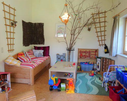 Unser Spielzimmer für Groß & Klein